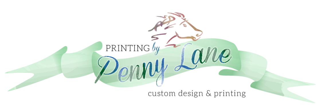 PENNY LANE LOGO with Horse