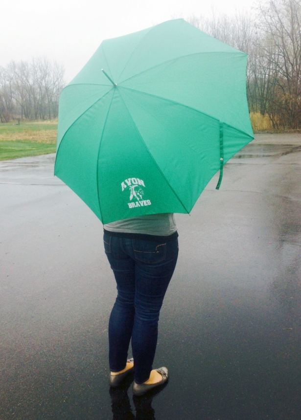 Team Logo Umbrella