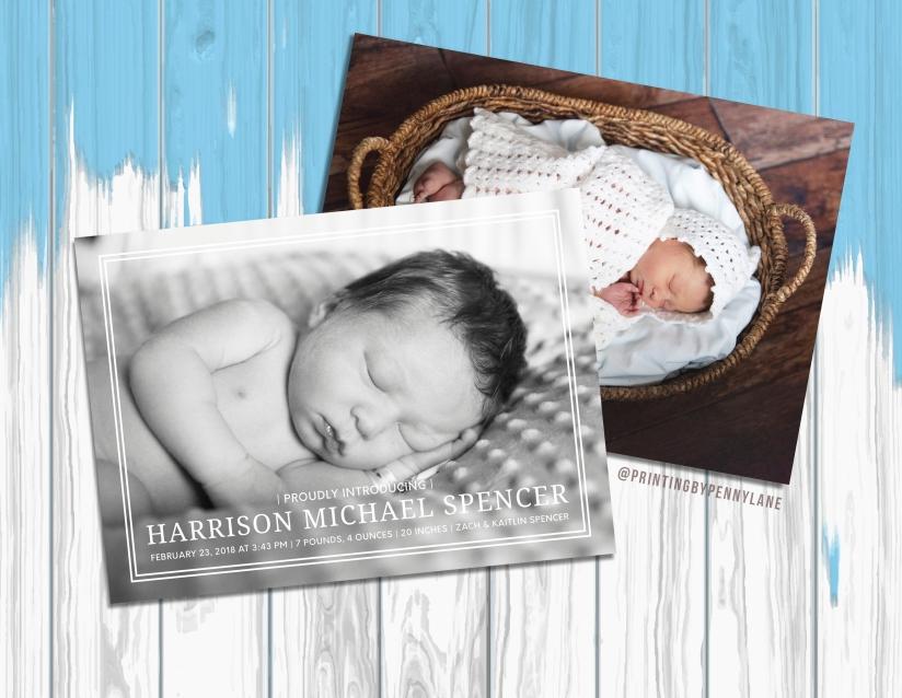 Harrison Birth Annc
