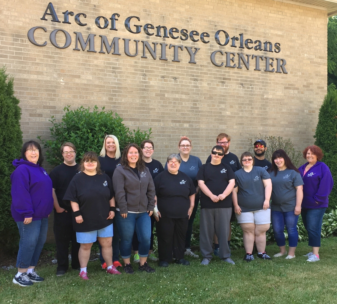 ARC Genesee Orleans Group Photo